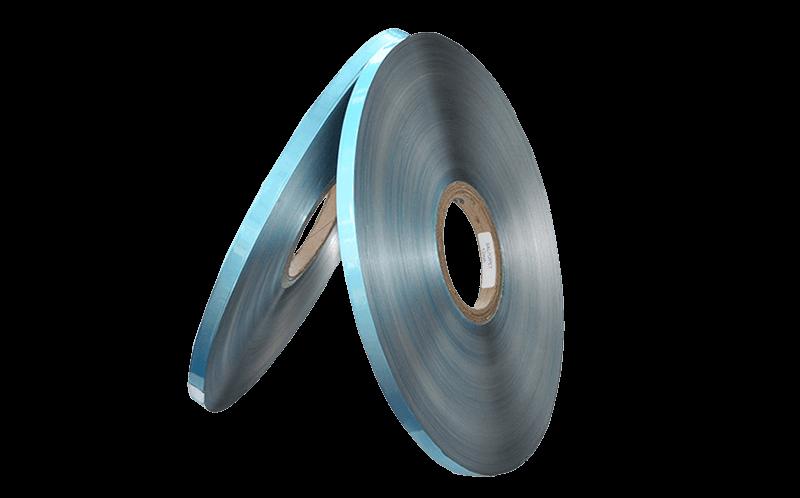 0,021 мм односторонняя алюминиевая пленка из майлара ЛЮБИМЦА Материал для гибких воздуховодов